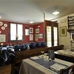 Sala ristorante la pergola san daniele